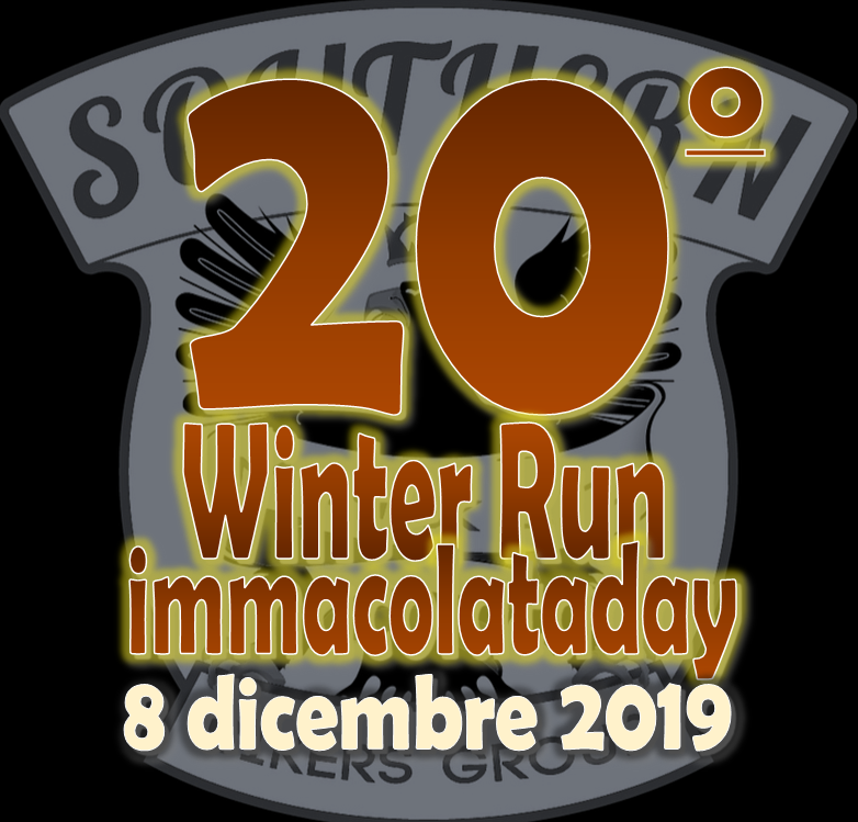 20° Winter Run immacolataday - 8 Dic. 2019